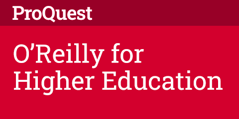 O'Reilly for Higher Education